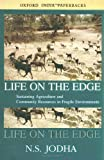 img - for Life on the Edge: Sustaining Agriculture and Community Resources in Fragile Environments (Studies in Social Ecology and Environmental History) book / textbook / text book
