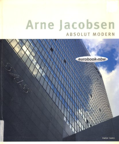 Ausstellung in den Deichtorhallen Hamburg, 23. Mai bis 31. August 2003: Arne Jacobsen - Absolut modern