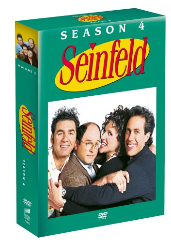 Seinfeld - Season 4 4 DVDs
