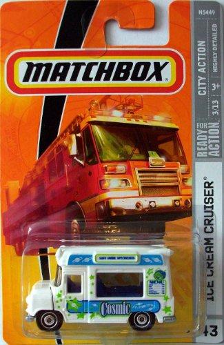Matchbox 2009 #43 Ice Cream Cruiser Truck 1:64 Scale - 1