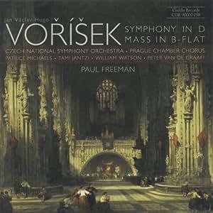 Vorisek: Symphony in D Major / Mass in B Flat Major