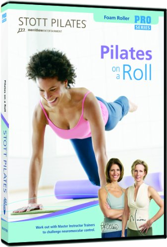 Stott Pilates: Pilates on a Roll [DVD] [Region 1] [US Import] [NTSC]