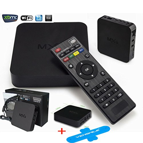 Why Should You Buy 2015 New Vsmart MXQ Android 4.4 Tv Box 1g Amlogic S805 Quad-core 1gb RAM 8gb Flas...