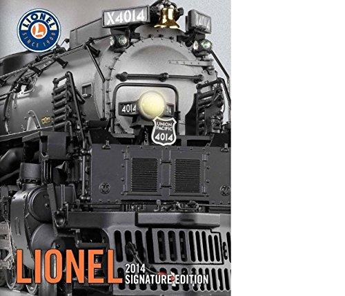 Lionel 2014 Signature Edition Catalog - 1