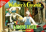 img - for Wallace and Gromit: A Close Shave Postcard Book book / textbook / text book