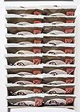 茜丸本舗 黒豆どらやき 詰め合わせ セット (20個入り) 和菓子 どら焼き ギフト 贈答 < 無料 熨斗対応 > 【創業70余年 老舗 あんこメーカー】
