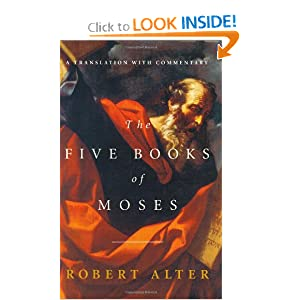 Amazon.com: The Five Books of Moses: A Translation with Commentary ...