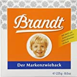 Brandt Markenzwieback 225g