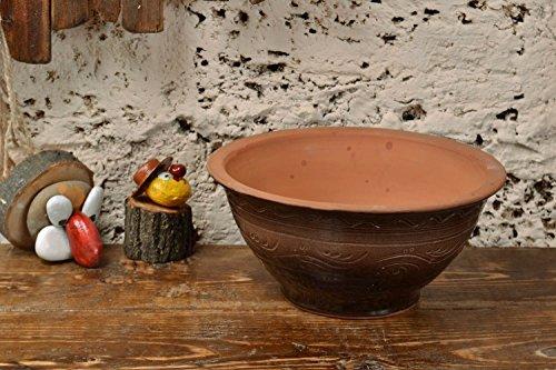 bol-de-ceramique-couvert-de-glacure-fait-main-grand-avec-ornement-2-litres