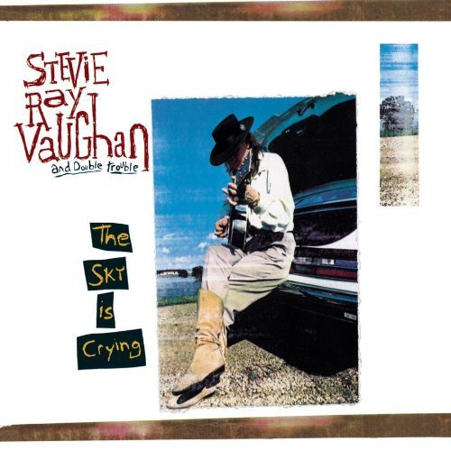 Sky Is Crying by Stevie Ray Vaughan & Double Trouble (1991) Audio CD by Stevie Ray Vaughan & Double Trouble