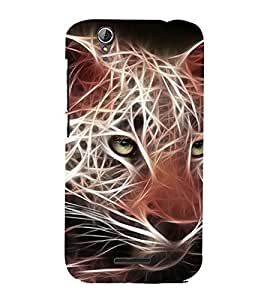 Fuson 3D Designer Back Case Cover For Acer Liquid Z630S / Acer Liquid Z630