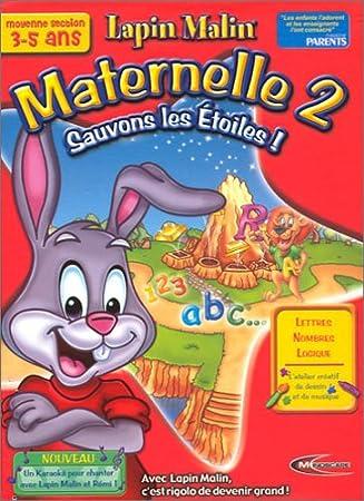 Lapin Malin Maternelle 2 : Sauvons les Etoiles ! + karaoké de Rémi