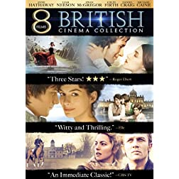 8-Film British Cinema Collection- Volume 3