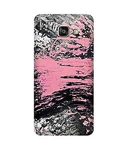 Pink Splash Samsung Galaxy A5 2016 Edition Case