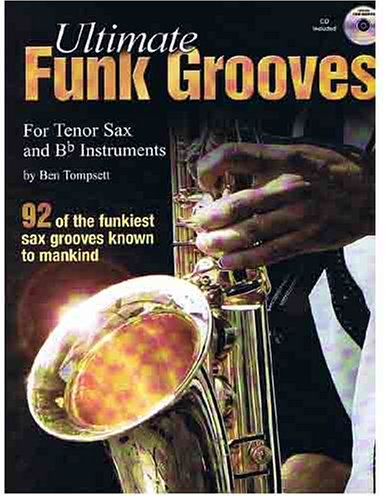 Ultimate Funk Grooves for Bb Instruments
