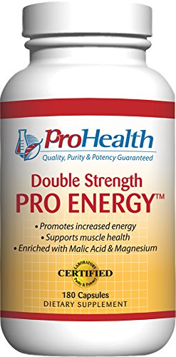 ProHealth Pro Energy Double Strength (180 capsules) (Pro Energy compare prices)