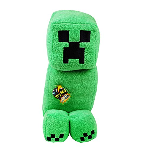 Minecraft 6022580 - Creeper Plush Peluche, 35 cm