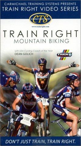Train Right Mountain Biking [VHS]
