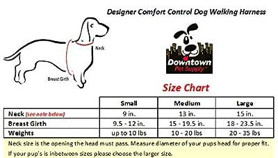 Designer Comfort Control Harness