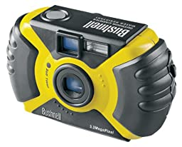 Bushnell 3.2MP Outdoor Water Resistant Digital Camera (Yellow)