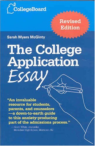 the college application essay 5th edition Editorial reviews review praise for alan gelb's approach: indispensable gelb provides  buy conquering the college admissions essay in 10 steps,  second edition: crafting a winning personal statement:  kindle paperwhite  kindle paperwhite (5th generation) kindle touch kindle voyage kindle  kindle oasis.
