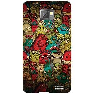 Printland Designer Back Cover for Samsung I9100 Galaxy S2 Case Cover