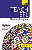 Teach English as a Foreign Language: Teach Yourself (New Edition): Book