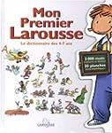 Mon Premier Larousse, le dictionnaire...