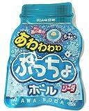 味覚糖 あわわわわぷっちょボール(ボトル型小袋)ソーダ 29g×10袋