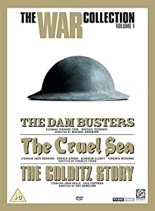 The War Collection - Volume 1 [DVD]