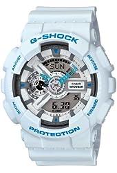 Casio Men's GA110SN-7A G-Shock Magnetic Resistance Multi-Function Digital Sport Watch