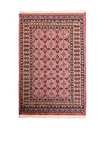Navaei & Co. Alfombra Kashmir Rojo/Multicolor 123 x 78 cm