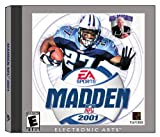 Madden NFL 2001 (Jewel Case)