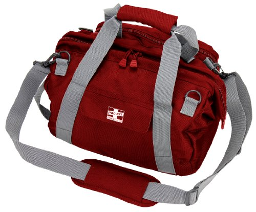 Pac-Kit by First Aid Only 9000 132 Piece All-Terrain First Aid Kit in Ballistic Nylon Bag