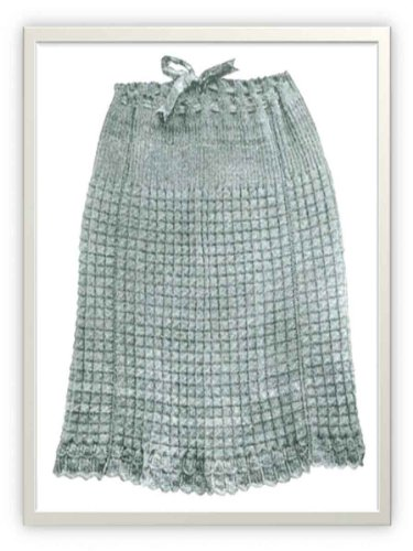 Knitting Patterns Skirts Patterns Gallery