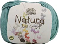 DMC Natura 50g about 155m col.49/Turqoise 5 coin set (japan import) by Dee MC