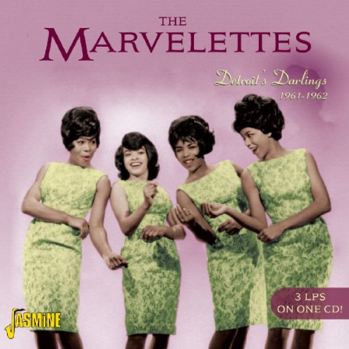 The Marvelettes - Detroit's Darlings 1961-1962 - Three LPs on One CD [ORIGINAL RECORDINGS REMASTERED]