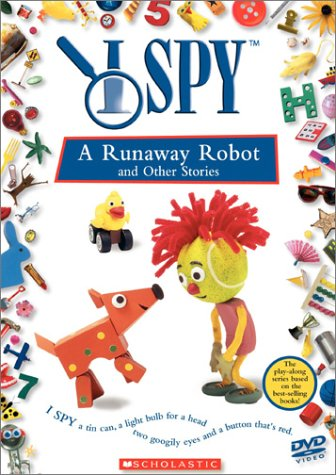 I Spy - A Runaway Robot and Other Stories