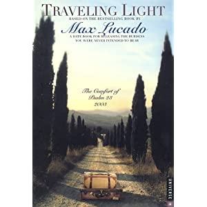 Traveling Light (Lucado) Calendar