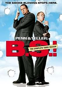 Penn & Teller - Bullsh*t - The Complete Third Season