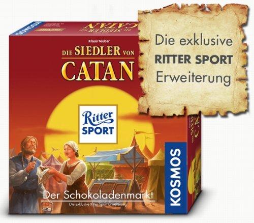 """Die Siedler von Catan – Erweiterung """"Der Schokoladenmarkt"""""""