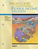 High Court Case Summaries on Federal Income Taxation, Keyed to Klein, 15th