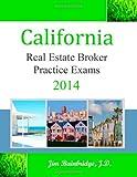 California Real Estate Broker Practice Exams for 2014