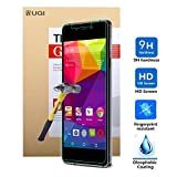 BLU Vivo Air LTE Screen protector, KuGi Ultra-thin 9H Hardness High Quality HD clear Premium Tempered Glass Screen Protector for BLU Vivo Air LTE smartphone (1 pcs)