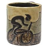Bicyclist Mara Mug