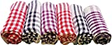 Kitchen Napkin XL (Pack of 6) 16X16 Inch - By XYZ Textiles