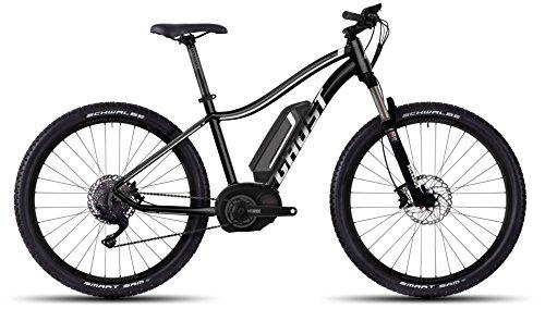 GHOST Bikes Teru 5 Miss black/grey/white E-Bike - 27.5 500Wh 10-Gang Deore Größe S Modell 2016