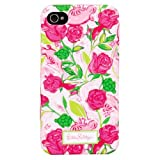 Lilly Pulitzer iPhone 4/4S Cover - Delta Zeta