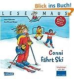 LESEMAUS, Band 22: Conni f�hrt Ski