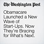 Obamacare Launched a New Wave of Start-Ups. Now They're Bracing for What's Next. | Elizabeth Dwoskin